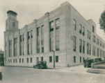 Akron Times Press Building, 1930