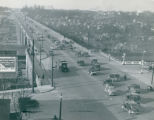 North Hill Viaduct Traffic, 1940s ca.