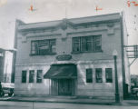 Bucholzer Building in Akron, 1958