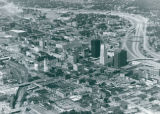Aerial Photograph of Akron, 1980