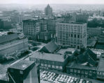 Aerial Photograph of Akron, 1964