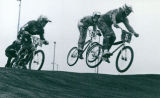 BMX Race at Akron Derby Downs, 1986
