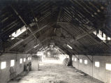 Hayloft of Barn No. 3 of the Anna Dean Farm