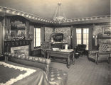 O. C. Barber's Bedroom in the Barber Mansion