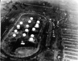Aerial View of 1927 National Balloon Race