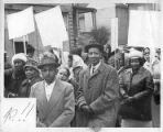 Selma Sympathy March Close-Up