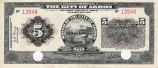 Tax Anticipatory $5 Note, City of Akron