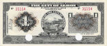 City of Akron, $1 Tax Anticipatory Note