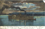 Cincinnati-Steamer Island Queen