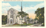 Columbus-First Congregational Church