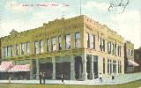 Akron-The Corner of Main and Exchange Streets