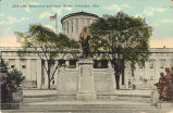 Columbus-McKinley Monument and State House
