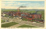 Akron-The Goodyear Tire and Rubber Factory