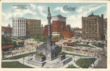 Cleveland-Soldiers and Sailors Monument