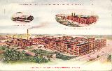Akron-The Factories of The Firestone Tire & Rubber Company
