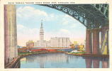 Cleveland-Union Terminal Through Lorain Bridge Arch