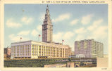 Cleveland-U. S. Post Office and Terminal Tower