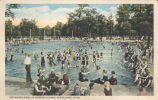 Cleveland-Swimming Pool in Garfield Park