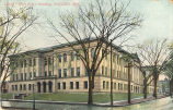 Toledo-High School Building