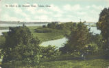Toledo-An Island in the Maumee River