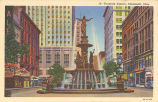 Cincinnati-Fountain Square