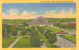 Cincinnati-Approach to Union Terminal