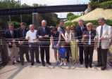 Dedication of the new section of the Towpath Trail 28 June 2006