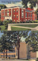 University of Akron - Student Building & Knight Hall