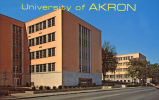 University of Akron - Law & Business and Education Buildings