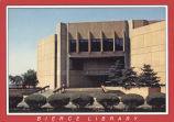 University of Akron - Bierce Library