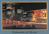 University of Akron - McDowell Law Center & Polymer Science Building
