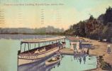 Lakeside Park - Boats and Canoes
