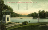 Little Reservoir at State Mills, near Akron, Ohio. U.S.A.