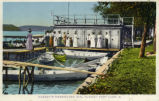 Hackett's Edgewater Inn, Turkey Foot Lake, O.