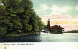 The Pavilion, Silver Lake, Akron, O.
