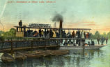 Steamboat at Silver Lake, Ohio