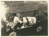 Car Advertising Seiberling Rubber