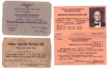 License - Identification Cards and Membership Cards