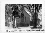 Division Street #50 - First Christian Church
