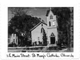 East Main Street #1 - St. Mary Catholic Church