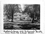 East Main Street #49 - Hudson Library and Historical Society