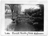 Lake Forest Drive #100 - Lake Forest Entrance