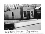 North Main Street #205 - Post Office
