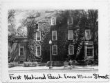Main Street - First National Bank