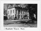East Main Street #27 - Hudson Town Hall