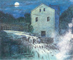 The Ghostly Old Mill