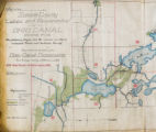 Maps of the Summit County Lakes and Reservoirs of the Ohio Canal