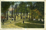Picnic Grounds, Summit Beach Park, Akron, Ohio