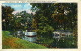 A Picturesque View of Canal Near Summit Beach Park, Akron, Ohio