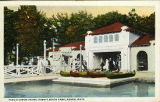 Public Canoe House, Summit Beach Park, Akron, Ohio
